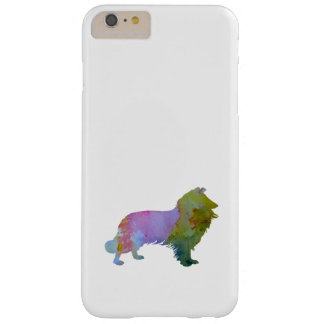 Collie Barely There iPhone 6 Plus Case