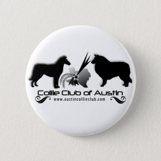 Collie Club of Austin Button