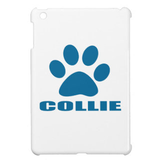 COLLIE DOG DESIGNS iPad MINI CASES