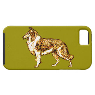 Collie iPhone 5 Covers