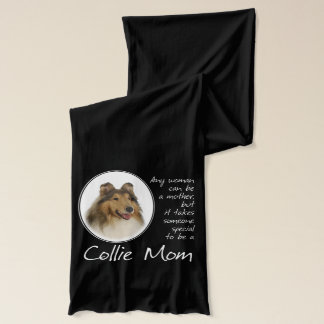 Collie Mom Scarf