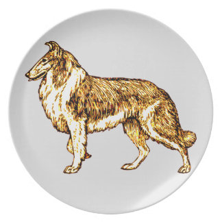 Collie Plate