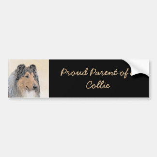 Collie (Rough) Bumper Sticker