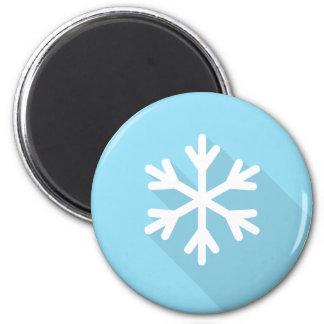 Colligo Snow Flake Magnet
