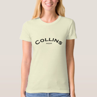 Collins Mom Logo T-Shirt