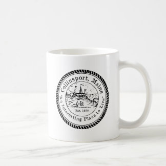 Collinsport, Maine Official Seal Coffee Mug