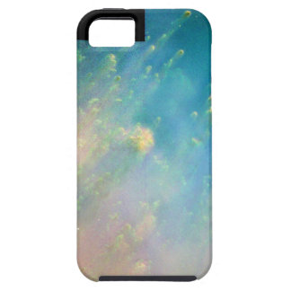 Collision of Gases Near a Dying Star in the Helix iPhone 5 Case