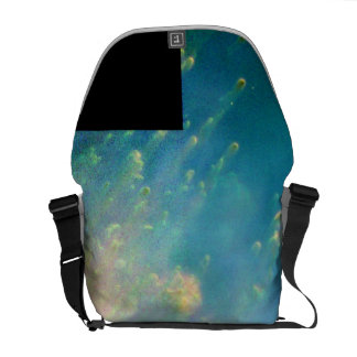 Collision of Gases Near a Dying Star in the Helix Commuter Bags