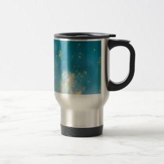 Collision of Gases Near a Dying Star in the Helix Coffee Mug