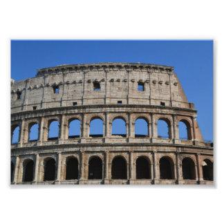 Collosseum in Rome - Fotopapier (Satin) Photo Print