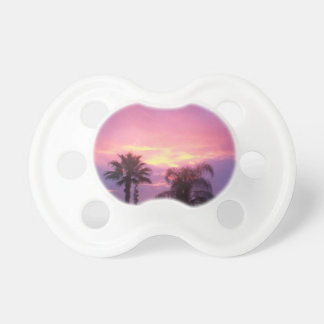 Coloful Florida Sunset Pacifiers