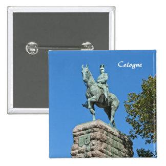 Cologne Pin