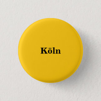 Cologne   button gold Gleb