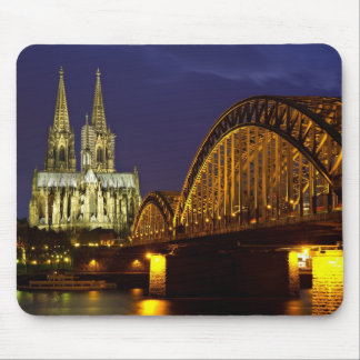 Cologne Cathedral Mousepad