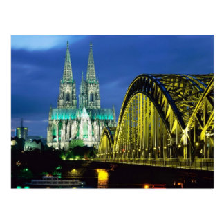 Cologne Cathedral Postcard