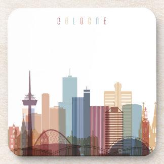 Cologne, Germany | City Skyline Coaster
