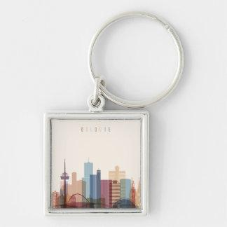 Cologne, Germany   City Skyline Key Ring