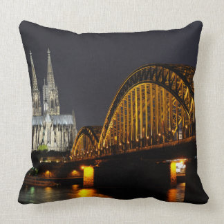 Cologne, Germany Cushion