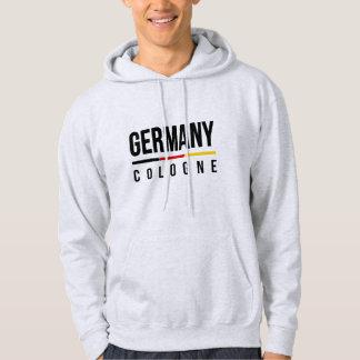 Cologne Germany Hoodie