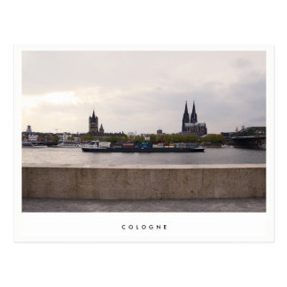 Cologne Postcard