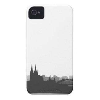 Cologne skyline Blackberry sleeve/Case iPhone 4 Cover