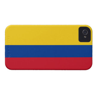 Colombia Barely There™ iPhone 4 Case