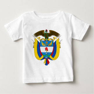 Colombia Coat of Arms Baby T-Shirt