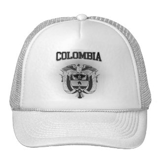 Colombia  Coat of Arms Cap