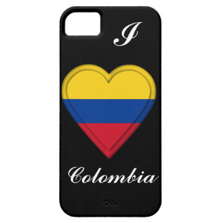 Colombia Colombian Flag Case For The iPhone 5