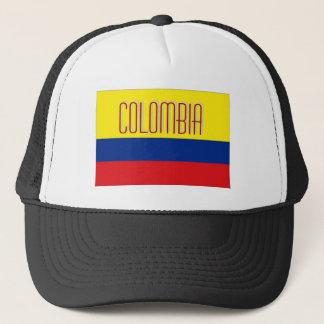 Colombia colombian flag souvenir hat