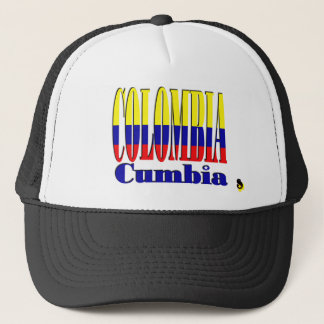 Colombia Cumbia Hat
