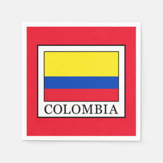 Colombia Disposable Napkins