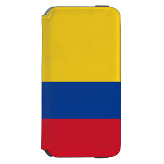 Colombia Flag Incipio Watson™ iPhone 6 Wallet Case