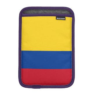 Colombia Flag iPad Mini Sleeve