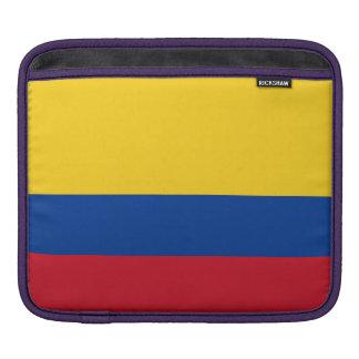 Colombia Flag iPad Sleeve