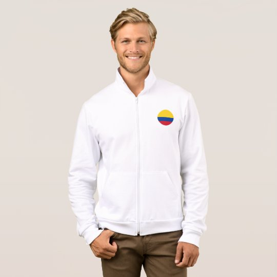 Colombia Flag Jacket