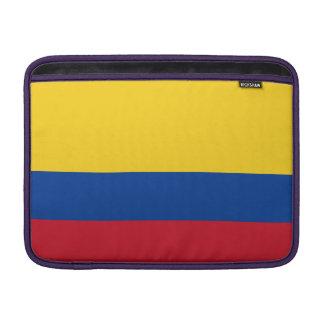 Colombia Flag MacBook Sleeve