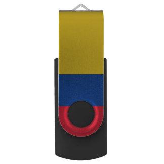 Colombia Flag USB Flash Drive