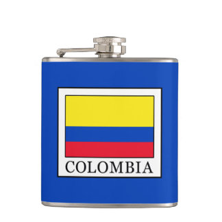 Colombia Hip Flask
