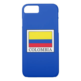 Colombia iPhone 8/7 Case