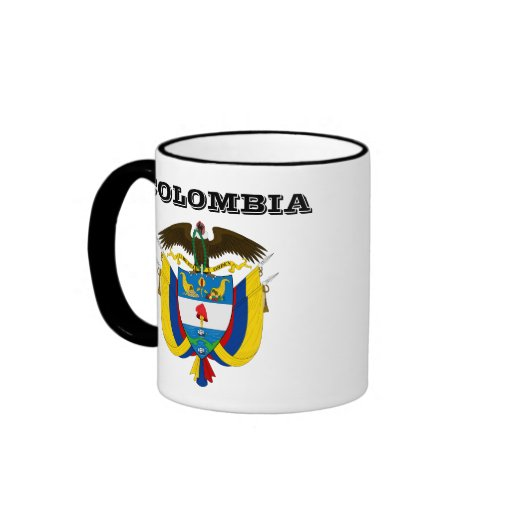 Colombia* Mug
