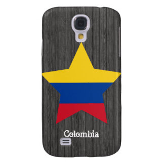 Colombia Samsung Galaxy S4 Cases