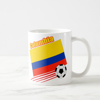 Colombia Soccer Team Coffee Mug
