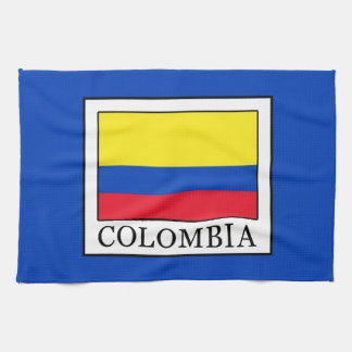 Colombia Tea Towel