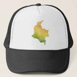 Colombia Trucker Hat