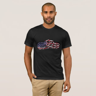 Colombian American = Colombo Americano T-Shirt