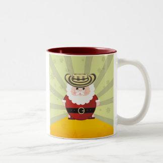 colombian christmas Mug