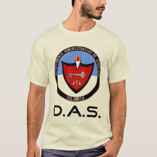 Colombian D.A.S. T-Shirt