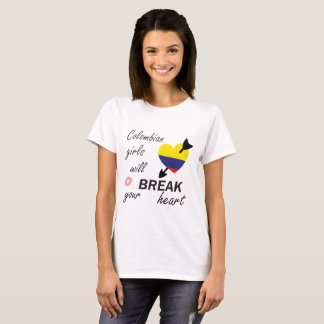 Colombian Heartbreaker T-Shirt