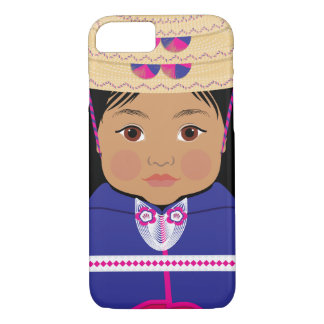 Colombian Misak or Guambiana Matryoshka Case